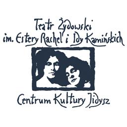 link do strony Teatru Żydowskiego im. Estery Rachel i Idy Kamińskich