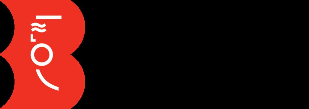 Logotyp Biblioteki Publicznej w Dzielnicy Praga-Południe