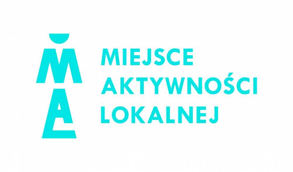 Znak identyfikacyjny sieci Miejsc Aktywności Lokalnej