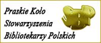 link do podstrony Praskiego Koła Stowarzyszenia Bibliotekarzy Polskich