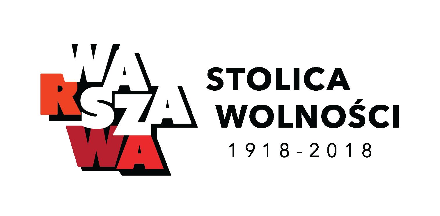 Warszawa - Stolica Wolności 1918 - 2018