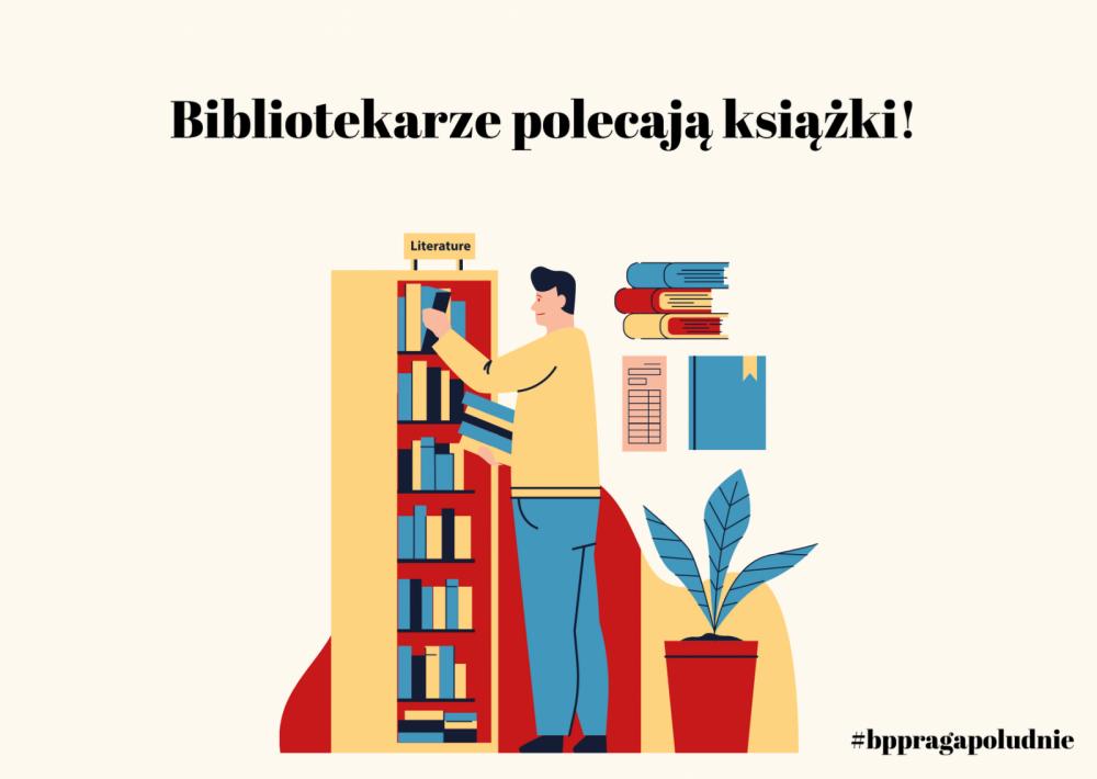 Bibliotekarze polecają książki
